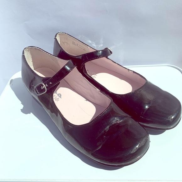 Nina Shoes | Nina Kids Black Patent